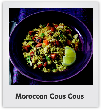 Moroccan Cous Cous product image