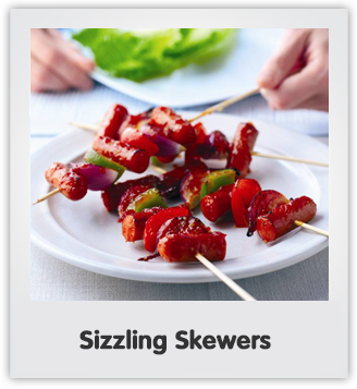 Sizzling Skewers product image